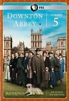 Masterpiece: Downton Abbey Season 5 DVD