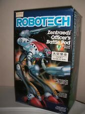Harmony Gold ROBOTECH Zentraedi Officiers Bataille POD Factory Sealed RARE