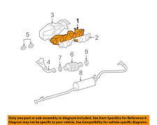 TOYOTA OEM 00-04 Tacoma-Exhaust Manifold 1714175090