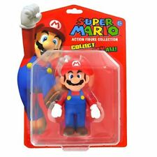 Figurine Super Mario Sous Blister - Super Mario Action Figure Collection 12,5 cm