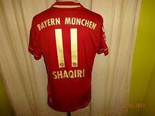 "FC Bayern München Adidas Triple Trikot 2012/13 ""-T---"" + Nr.11 Shaqiri Gr.S- M"