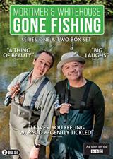 Mortimer Whitehouse Gone Fishing Series 12 DVD