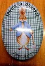 Peter Rabbit Beatrix PotterWoods of Windsor Lettuce & Cucumber Soap Egg Tin