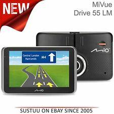 Mio Mivue Laufwerk 55 Lm GPS Navi + Ehd Dashcam│Lebenslange Eu Maps-Traffic