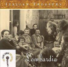 NEW - Italian Treasury: Lombardia by Alan Lomax/Diego Carpitella