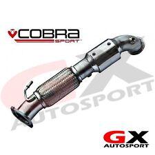 Fd42 Cobra Sport Ford Focus ST MK3 250 12 > ANTERIORE TUBO SPORTS CAT Catalizzatore