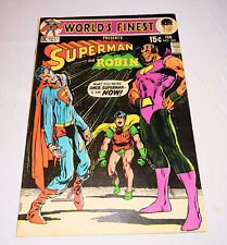 WORLD'S FINEST COMICS 200 superman batman green lantern wonder woman flash jla