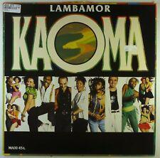 """12"""" Maxi - Kaoma - Lambamor - F1121 - cleaned"""