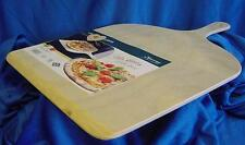 EPPICOTISPAI ITALIAN MADE BEECHWOOD PIZZA PEEL OR EXTRA LARGE WOODEN SPATULA