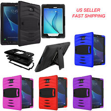 For Samsung Galaxy Tab A 10.1 inch SM-T580 Heavy Duty Shockproof Armor Case