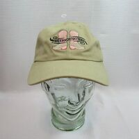 Western Outfitters Boots Womens Tan Baseball Cap Hat Adjustable