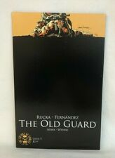 Image Old Guard #5 by (W) Greg Rucka (A/CA) Leandro Fernandez (1st Print)