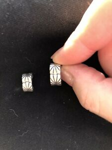 genuine pandora Star Burst Clip charms X 2