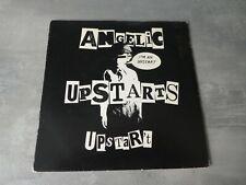 Angelic Upstarts – I'm An Upstart 7 inch vinyl single punk new wave kbd