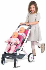 Smoby Maxi Cosi 253297 Quinny Twin Poussette