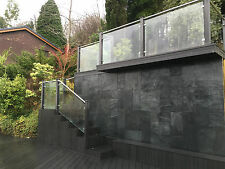 Composite Decking Clarity Charcoal 34 Square Metre Pack (incl. fixings)