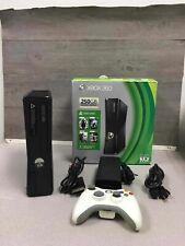 Microsoft Xbox 360 1439 Slim Bundle Black