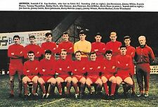 ABERDEEN FOOTBALL TEAM PHOTO>1966-67 SEASON