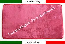 Tappeto magico Genio Euronovità antiscivolo, Zerbino, microfibra, varie misure