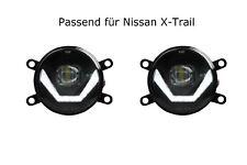 LED Nebelscheinwerfer Tagfahrlicht Black CREE Chip für X-trail Lsw4