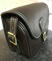 New Real Leather Cartridge Bag With Beautiful Design Attached Brass Buckles (13)