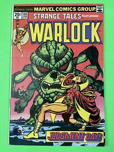 Strange Tales #180 - 1st appearance of Gamora 1975 Marvel