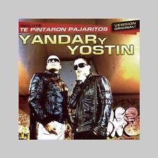 Yandar & Yostin - Los Del Entone [New CD] Argentina - Import