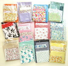 Unbranded Floral Craft Fabric Bundles