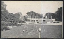 Postcard GREENFIELD Indiana/IN  Local Park Swimming Pool & Playground 1920's?