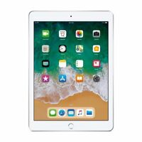 "Apple  iPad (2018)  Silver 32GB 9.7"" WiFi Only  AU WARRANTY Tablet"