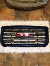 2015 2016 2017 GMC Sierra 2500/3500 Front Bumper Grille OEM 22961983