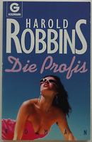 Harold Robbins - Die Profis / Goldmann Verlag