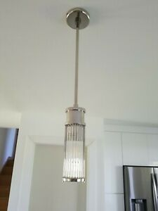 Two Ralph Lauren Fixture Light Original Price: $985