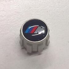 Set of 4 Genuine BMW M Logo Valve Caps 36122447402