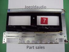 Marantz 5220 Cassette Deck Meter & Control Sub Panel. Parting Out Entire 5220.