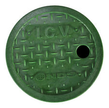 NDS Econo  Round  6 in. Valve Box Cover
