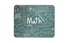 Maths Mouse Mat Pad - Math Equations Teacher Student Cool Computer Gift #19126