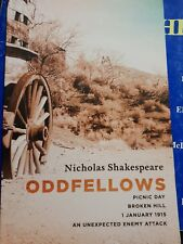 Oddfellows by Nicholas Shakespeare (Paperback, 2015)
