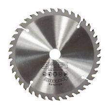 165mm 40t 20mm Bore TCT Circular Saw Blade Disc for Dewalt Makita Ryobi BOS Ebng