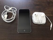 Apple iPod Touch (A1509) 16GB Silver + Extras Unlocked Works Great
