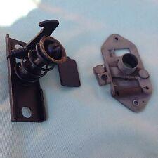 Datsun 510 68-73 Datsun Hood Lock/Opening Mechanism  (Factory Original)
