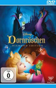 Dornröschen [DVD] Disney - Diamond Edition