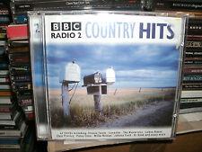 BBC RADIO 2,COUNTRY HITS,DOUBLE CD