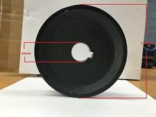 Single groove Pulley 120mm shaft size 19mm for electric motor Cast Iron Made