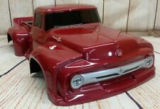 Custom Painted Body 1956 Ford F-100 Pro-Touring For 1/10 RC Short Course Truck