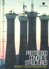 USED (GD) Prestressed Concrete Structures/Book and Disk (Prentice-Hall Internati