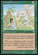 ▼▲ Archers fémeirefs (Femeref Archers) MIRAGE #215 FRENCH Magic MTG