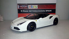 1:18 MODIFIED  Ferrari 488 GTB -  Bburago  - 3L 050