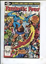 FANTASTIC FOUR #236 20th ANNIVERSARY! TERROR IN A TINY TOWN! (9.2) 1981