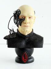Collectible Bust LOCUTUS OF BORG - Star Trek TNG Ed.Limitata -